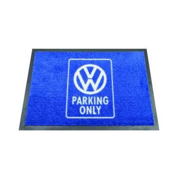 """Tapis de sol VOLKSWAGEN T1 """"Parking only"""""""