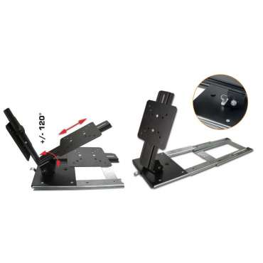 Support TV placard 360...