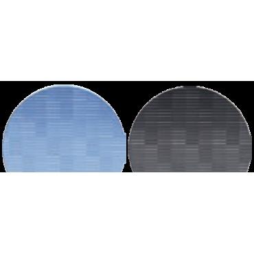 Spot orientable nickel DIMATEC 80x50 - 95mm