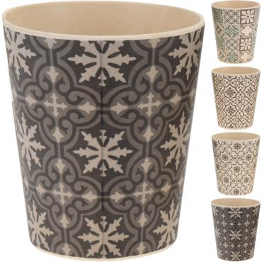 Set de 4 mugs Bambou
