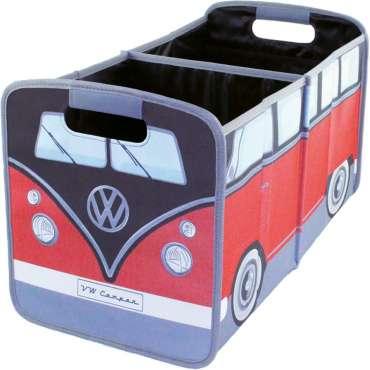Car Box de rangement VW Rouge